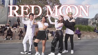 [1theK Dance Cover Contest] [KPOP IN PUBLIC] KARD (카드) 'RED MOON' Dance Cover + PART SWITCH