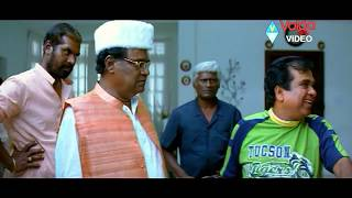 brahmanandam and raghu babu comedy scenes nonstop back 2 back comedy scenes 2017