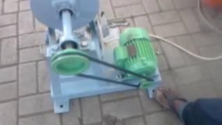 Tugas Akhir D - III T. MESIN (Mesin Penepung Ikan Sistem Hammer Mill Kapasitas 1,5 Kg/proses)