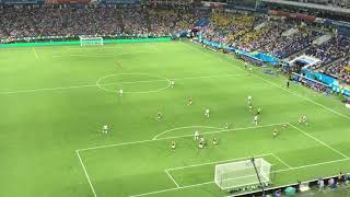Toni Kroos scores winning goal against Sweden