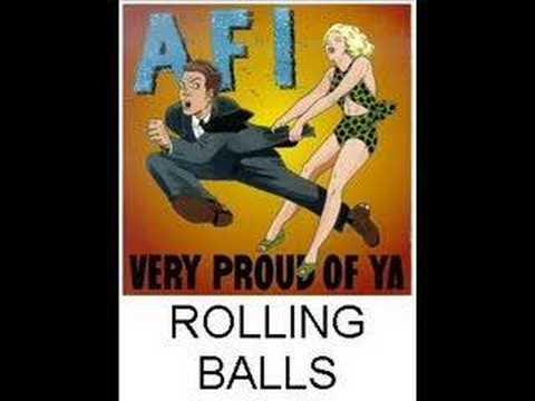 Клип AFI - Rolling Balls