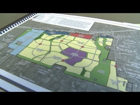 Developer proposing major new westside Albuquerque community