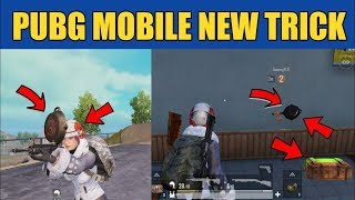 ONLY 0.5% PEOPLE KNOW ABOUT THIS TRICK ! PUBG MOBILE TOP NEW SECRET TRICK ! PUBG NEW TRICKS