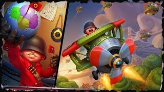 Fieldrunners 2 Game Mobile Gameplay #1