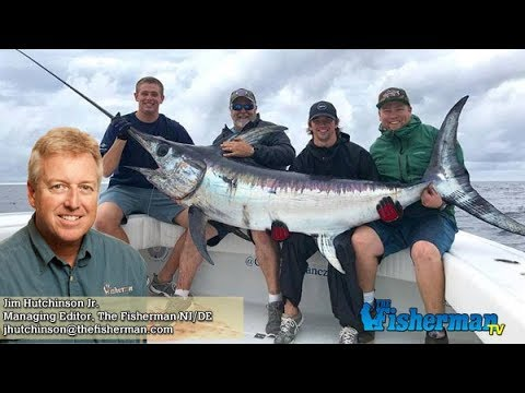 January 11, 2018 New Jersey/Delaware Bay Fishing Report with Jim Hutchinson, Jr.