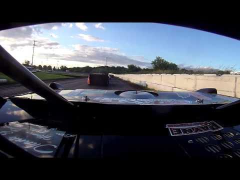 Brian Schultz 7-26-13 Heat Race Fiesta City Speedway