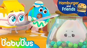 Updating Babybus New Cartoon Series Yummy Foods Donut And Cupcake Babybus Youtube