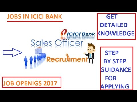 2017 ICICI BANK RECRUITMENT PROCESS AND HDFC BANK WITH KOTAK BANK MANY OTHER