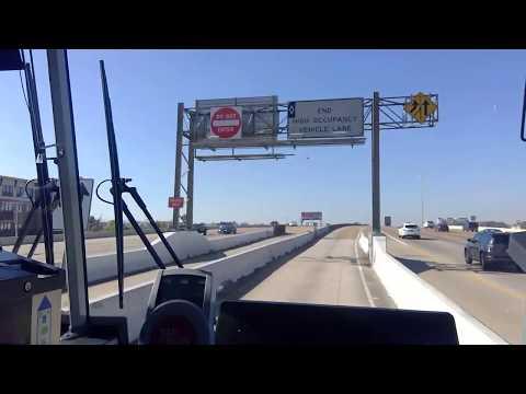 Houston METRO Bus 162 Memorial Express Commute