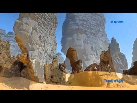 Avventuriamoci in Algeria 3 - Mau & Cri in camper - Aprile 2014