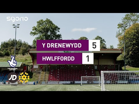 Newtown Haverfordwest Goals And Highlights