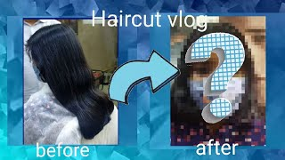 my Haircut vlog