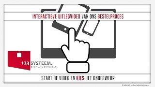 Uitlegvideo bestelprocedure - Ophang-systemen.nl