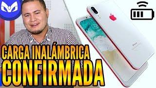 iPhone 8 CARGA INALAMBRICA y RESISTENCIA AL AGUA