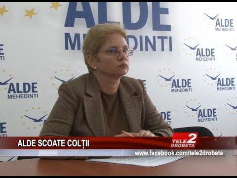 ALDE SCOATE COLȚII