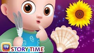 Baby Taku's Curiosity - ChuChuTV Storytime Good Habits Bedtime Stories for Kids