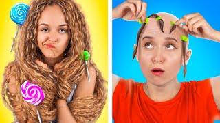 Проблемы тонких и густых волос Забавные и неловкие моменты