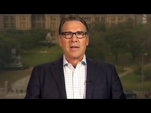 Rick Perry: America needs a consistent conservative