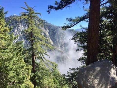 Mt Wilson Hike - 15.6 Miles! - Sierra Madre, CA