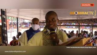 Shame On You, Garba Shehu Which Contract Did I Ask From Buhari?— Fr Mbaka Reacts In New Video