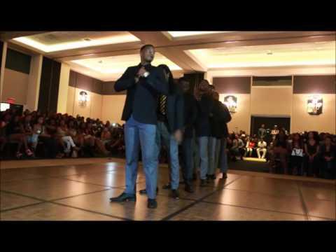 UCF Stroll Off: Alpha Phi Alpha