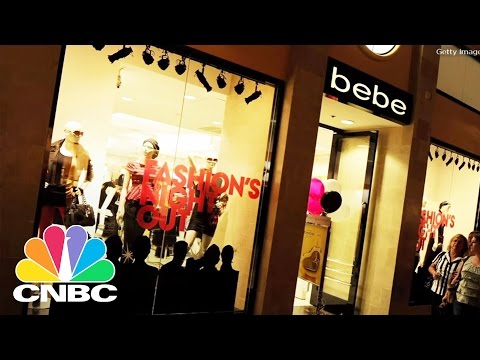 Bebe Clothing Chain Closing All Of Its Stores: Bottom Line | CNBC