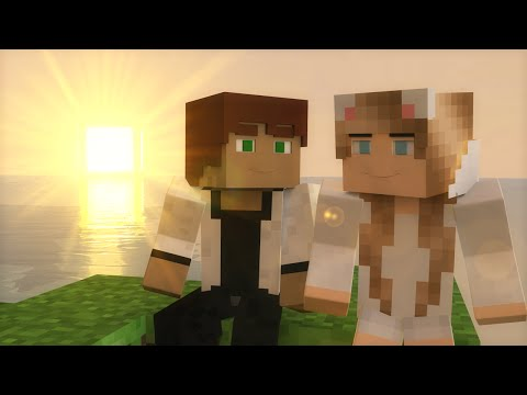 "♪ ""Never Say Goodbye"" - A Minecraft Original Animated Music Video ♪"