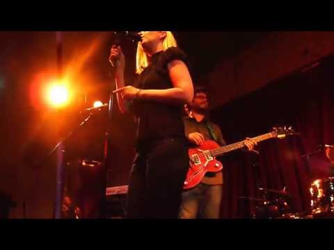 """I Close My Eyes"" &"" It's Never Too Late""- Sarah Cracknell @ Bush Hall, London 17 Jun 2015."