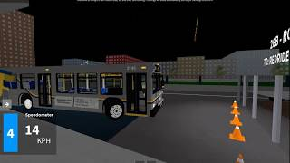 Fairview Transit (Roblox) | New Flyer D40LF 2145 | Rt. 26B Rory to Redriden Loop