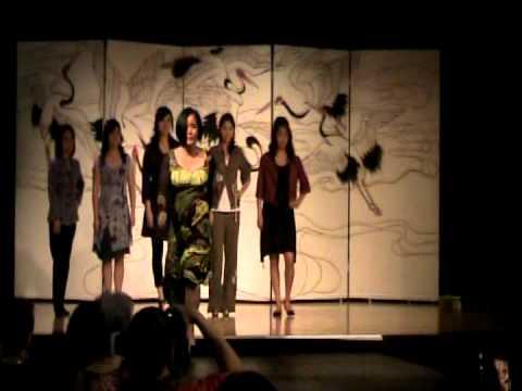 Part 1: 2012 Runway Rhythms- A Fashion Show Fundraiser- Part 1 of 3