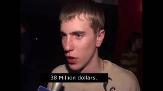 DIMITRI FINDS OUT - TRUMP PAID TAXES