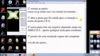 Repeat youtube video Tutorial de estalação do GTA IV Rip 2011