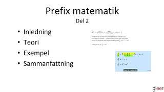 Prefix matematik 1b digitalt läromedel - Teori och exempel