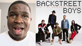 FIRST TIME HEARING - Backstreet Boys - Don't Go Breaking My Heart - REACTION Mp3