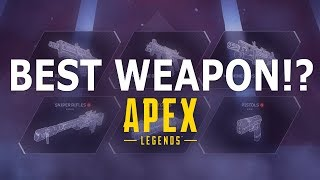 28 KILLS | BEST RIFLE IN APEX LEGENDS!? FUNNY GAME!