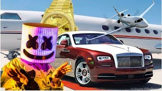 6 EXPENSIVE THINGS OWNED BY MARSHMELLO