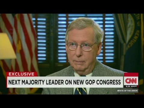 Download McConnell: Not opposed to negotiating with the Pres.