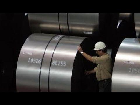 Pipe maker seeks exemption from Trump's steel tariff