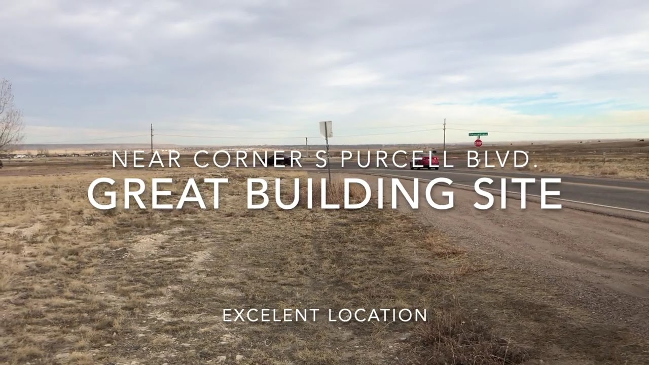 Builder's special. Amazing lot in Pueblo West!