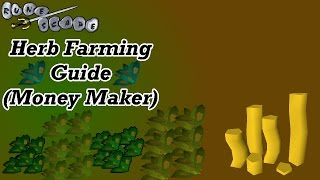 Runescpe 2007 Herb Farming Guide | OSRS Money Maker