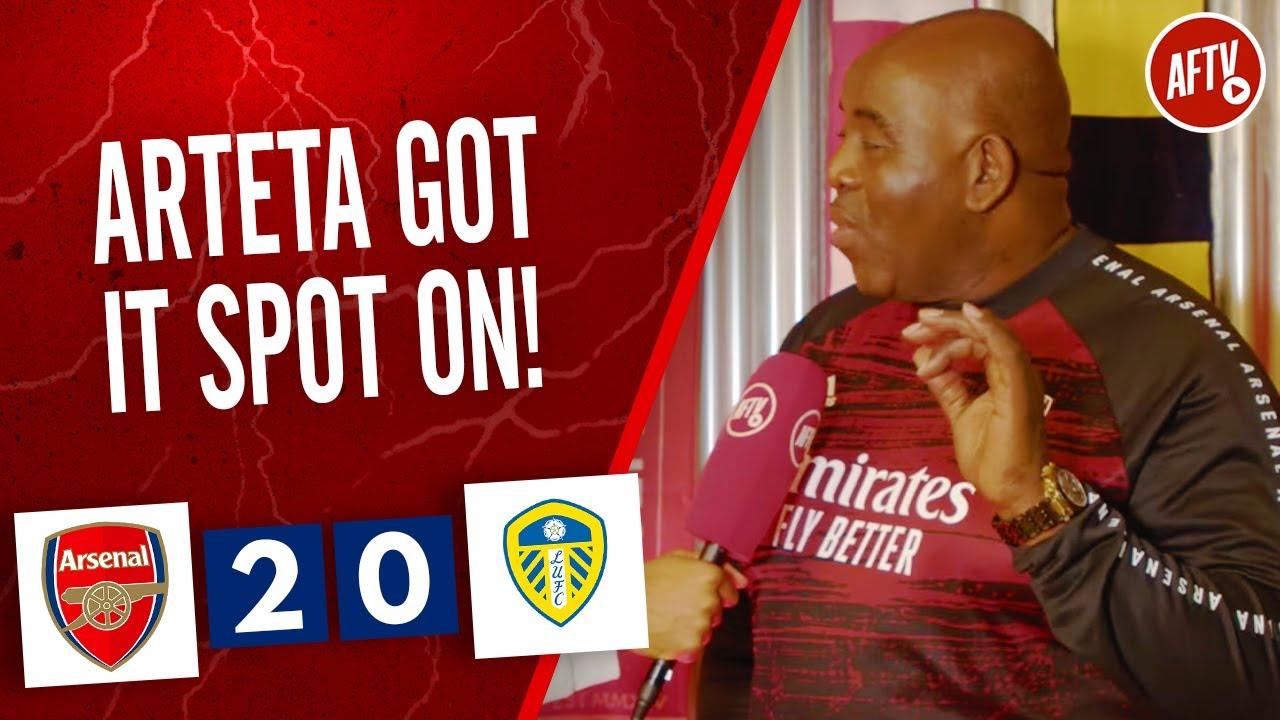 Download Arsenal 2-0 Leeds United | Arteta Got It Spot On! (Robbie's Player Ratings)