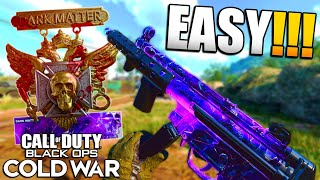 How to Unlock Dark Aether as Fast/Easy as Possible in Black Ops Cold War Zombies | Dark Matter Camos
