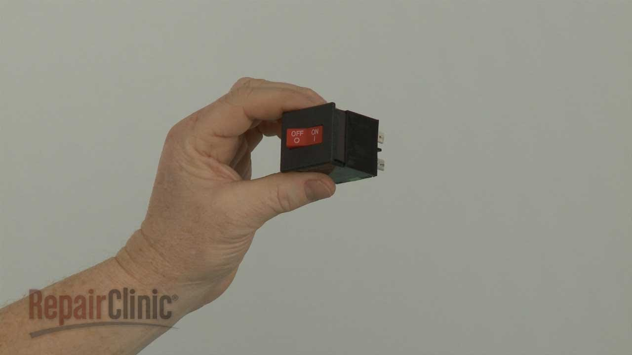 Briggs & Stratton Generator Replace Circuit Breaker #209676GS  YouTube