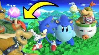 Baby Sonic's Playdate! *GONE WRONG!* - Super Smash Bros Ultimate Movie