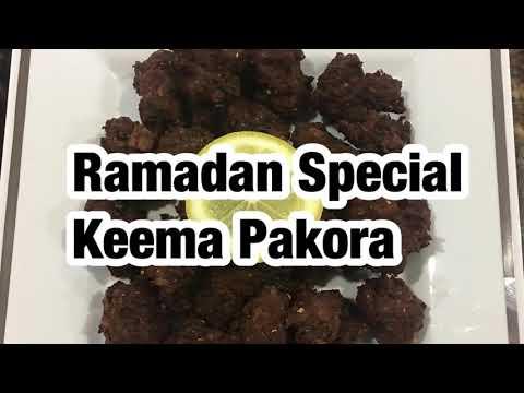 Ramadan Special Keema Pakora - World KitchenPlus