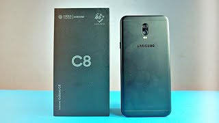 Samsung Galaxy C8 - Unboxing & First Look