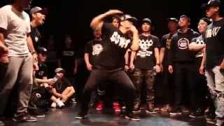 DANCE UNITED  HE BLACKLIST VOL 2 KRUMP 16강 MadBull VS R 001