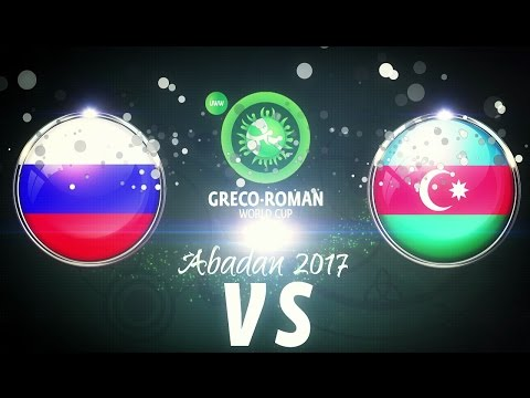 Recap From The Final Of The 2017 Greco-Roman World Cup, #Abadan2017