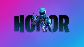 I HAVE TRIED THE HONOR GUARD SKINT AND..... | FORTNITE