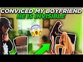 CONVINCED MY BOYFRIEND HE IS INVISIBLE PRANK!!!